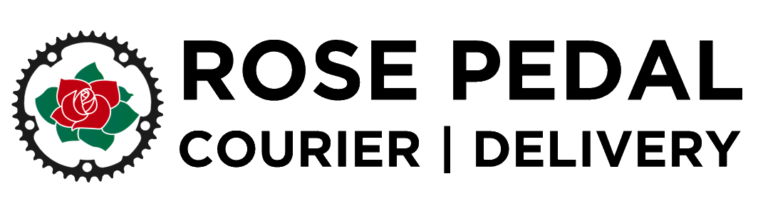 Rose Pedal Courier